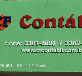 CF CONTABIL placa